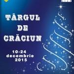 Joi, 10 Decembrie: Se deschide Târgul de Crăciun la Aiud. Vezi programul