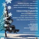 """Astăzi de la ora 18.00: Concert de colinde pe scena Centrului Cultural """"Liviu Rebreanu"""", din Aiud"""