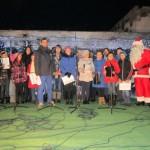 Concert de colinde pe scena Târgului de Crăciun și la Catedrala Ortodoxă din Aiud