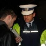 Bărbat de 40 de ani din Lopadea Nouă surprins de polițiștii din Aiud în timp ce conducea băut, pe raza comunei