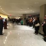 Expoziție Inter-Art Aiud la New York, cu prilejul aniversării a 60 ani de la aderarea României la ONU