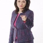 """Oana Badea, PNL: """"Aiudeni de toate vârstele mă îndeamnă să candidez pentru funcția de primar"""""""