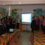 """Unități de învățământ din 36 de județe au participat la concursul de creație artistico-plastică """"Primăvara ca o poveste"""", organizat de Grădinița Nr. 2 Aiud"""