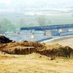 Pe şantierul Autostrăzii Sebeş – Turda, constructorii lotului III Aiud – Unirea au încetat lucrul din cauza lipsei autorizaţiei de construcţie!