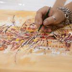 Expozitie de artă plastică organizată de Inter-Art Aiud în onoarea Zilei Mondiale a Diversității Culturale