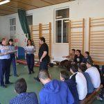 """Elevii Colegiului Naţional """"Titu Maiorescu"""" din Aiud au câștigat etapa județeană a concursului """"Educaţie Rutieră – Educaţie pentru Viaţă"""""""