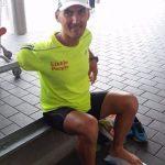 Maratonistul Levente Polgar din Aiud intenționează să străbată România, de la vest la est, pentru copiii bolnavi de cancer