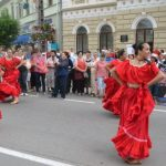 Între 9 și 11 august 2017 are loc cea de-a VII-a ediție a Festivalului Internațional de Folclor, de la Aiud