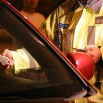 Bărbat de 46 de ani din Aiud surprins de polițiștii rutieri din Blaj în timp ce conducea băut, pe raza localității Gâmbaș