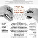 Între 5 și 15 octombrie 2016: Tabăra Interetnică de Artă Contemporană, la Aiud