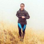 Ultramaratonistul aiudean Levente Polgar Ioan va alerga cu drapelul României, de la Aiud la Alba Iulia, de Ziua Națională a României