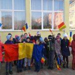 """1 Decembrie 2016: Ziua Națională a României sărbătorită de elevii Școlii Gimnaziale """"Axente Sever"""" din Aiud"""