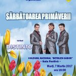 """7 martie 2017: """"Sărbătoarea Primăverii"""" – Eveniment dedicat doamnelor și domișoarelor din Aiud"""