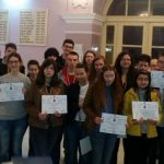 """Filip Muntean de la Colegiul Național """"Titu Maiorescu"""" Aiud a obținut Premiul I, pentru clasa a X-a, la Concursul Interjudețean de Matematică """"Gheorghe Lazăr"""" din Sibiu"""