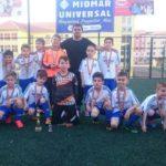 Juniorul Aiud a câştigat turneul juvenil, dedicat copiilor născuți în 2008, desfășurat la Aiud