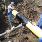 Primăria Aiud anunță că de vineri, 28 aprilie 2017, se execută lucrări de înlocuire a conductei de gaz, pe strada Avram Iancu