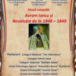 """Mâine, 11 mai 2017: Masă rotundă cu tema """"Avram Iancu și Revoluția de la 1848 – 1849"""", organizată la Biblioteca """"Liviu Rebreanu"""" din Aiud"""