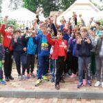 Peste 30 de participanţi şi 100 de susţinători au participat la prima ediție a competiţiei de Kendama de la Aiud