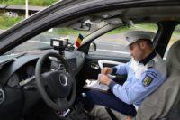 Amenzi de peste 40.000 de lei aplicate de polițiști, în urma unui control efectuat împreună cu angajați ai RAR pe DN1, la limita dintre județele Alba și Cluj