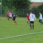 Calificarea se decide în Valea Jiului: Olimpia Aiud – Jiul Petroşani 0-0, în prima manşă a juniorilor B1