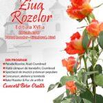 """Mâine, 24 iunie 2017, are loc la Ciumbrud cea de-a XVI-a ediție a """"Zilei Rozelor"""""""