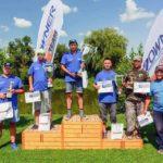 """42 de concurenți s-au aliniat, în acest an, la startul Cupei """"FEEDER Călin Bogdan"""" de pescuit sportiv de la Rădești"""