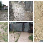 O furtuna violentă a făcut ravagii în satul Meșcreac, din comuna Rădești