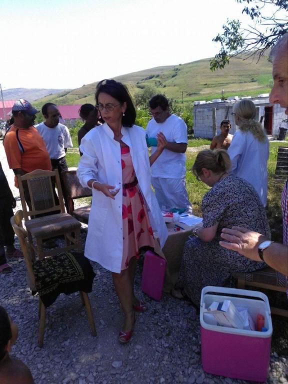 80 De Copii Din Satul Silivaș Comuna Hopârta Au Fost Vaccinați