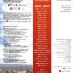 """Între 10 și 26 august 2017, Aiudul va fi gazda celei de-a XXII-a ediții a Taberei Internaționale de Artă Plastică """"Inter-Art"""". Vezi programul"""