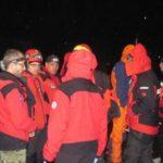 Doi tineri alpiniști din Cluj-Napoca salvați de salvamontiștii din Alba, după ce au rămas blocați pe o stâncă din Cheile Vălișoarei