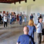 Lucrări expuse de artiști din peste 20 de țări, în cadrul celei de-a XXII-a ediţii a Taberei Internaţionale de Artă Plastică Inter-Art, de la Aiud