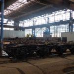 Grevă la Uzina de Vagoane Aiud. Muncitorii au întrerupt lucrul după ce nu și-au mai primt salariile de două luni