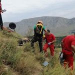 Un bărbat și-a pierdut viața, după ce a căzut de pe o stâncă după ce a căzut de pe o stâncă situată în apropierea localității Colțești