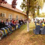 Mai mulți tineri deținuți din Penitenciarul Aiud au participat la activități sportive și gospodărești