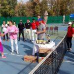 Talentata tenismenă aiudeană Alexia Mărginean a obținut locul I la selecţia naţională de 11 ani