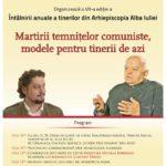 Sâmbătă, 7 ocrombrie 2017, are loc la Aiud cea de-a șaptea întâlnire a tinerilor ortodocși din Ariepiscopia Alba Iulia. Vezi programul