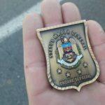 """După ce a alergat cu ocazia Zilei Armatei, la Carei, cu steagul României, Levente Polgar a fost decorat cu medalia Statului Major General """"Onoare şi Patrie"""""""