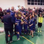 """Echipa de fotbal """"Juniorul"""" Aiud a câștigat faza județeană a Trofeului """"Gheorghe Ene"""""""