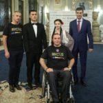 Atletul aiudean Polgar Levente este cu un pas mai aproape de participarea la Ultra Arctic Marathon