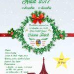 Duminică, 10 decembrie 2017: Concert Fly Project și multe alte surprize cu ocazia deschiderii Târgului de Crăciun de la Aiud