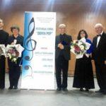 """Festivalul coral """"Dorin Pop"""" și-a desfășurat prima ediție, pe scena Căminului Cultural din Ciumbrud"""