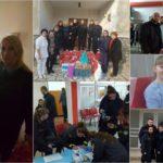 Angajaţii Penitenciarului Aiud s-au implicat pentru a aduce un strop de bucurie şi speranţă în sufletele oamenilor care sunt singuri în această perioadă a anului