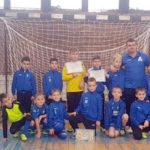 """Juniorul Aiud s-a clasat pe locul secund la etapa Zonei 7 a Trofeului """"Gheorghe Ene"""""""