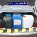 Bărbat de 33 de ani, din Alba Iulia, cercetat de polițiștii din Aiud pentru furt de combustibil