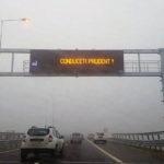 Recepția lotului 3 din Autostrada A10 a fost amânată, iar constructorul are la dispoziție 90 de zile pentru remedierea deficiențelor