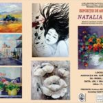 Joi, 1 martie 2018: Expoziție de artă plastică semnată Natalia Bardi, la Aiud