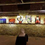 """Ieri, 7 martie 2018, la Aiud a avut loc vernisajul expoziției """"Arta feminină în colecția Inter-Art"""""""