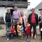 În preajma Sfintei Sărbători de Paști, membrii TNL Aiud au adus zâmbetul pe chipul unor localnici mai puțin norocoși