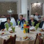 Marți, 15 mai 2018, Primăria și Serviciul de Ajutor Maltez din Aiud au sărbătorit familiile care au împlinit 50 de ani de căsătorie