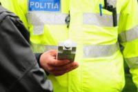 Șofer cercetat de polițiștii din Aiud, după ce a fost surprins conducând băut pe strada Poet Andrei Mureșanu